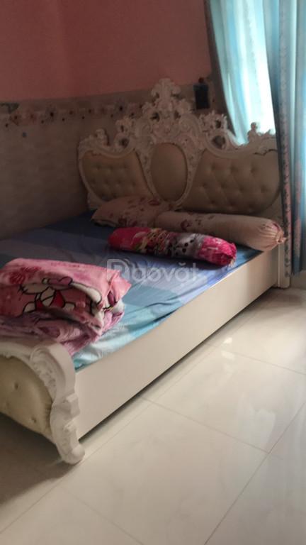 Bán nhà 1 trệt 1 lầu mái thái mới Vĩnh Phú 2, TX Thuận An, 143m2, 3PN