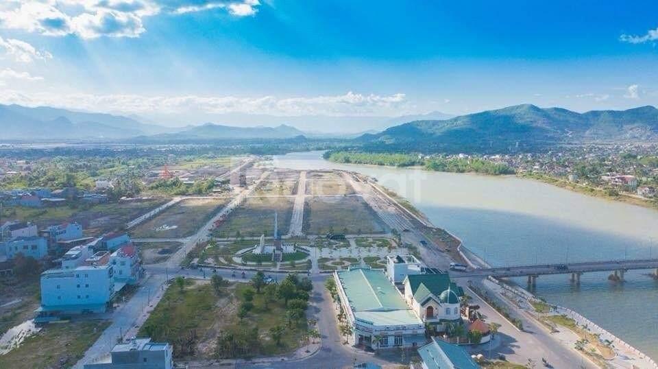 Lô góc, view sông, giá tốt thị trường - Khu đô thị Nam Sông Cái