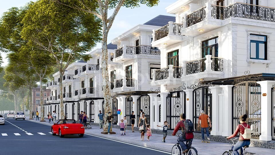 Dự án khu đô thị Dream Home Đồng Hới – Quảng Bình