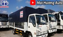 Bán xe tải Isuzu Vĩnh Phát 1.9 tấn thùng dài 6m2|Hỗ trợ vay 80%