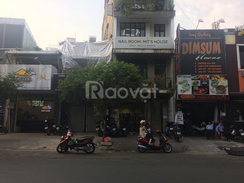 MT Nguyễn Thái Học gần THĐạo, DTCN: 100m2, 2 Tầng, có HĐ 110tr