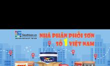 Sơn Tison Unilic nội thất chống ố vàng giá rẻ