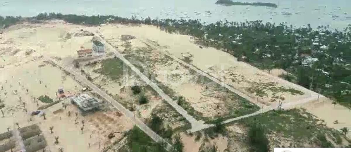 Bán đất biển sổ đỏ gần Resort Hoa Lan, cách biển 50m
