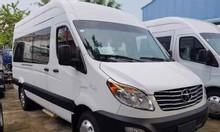 Xe du lịch 16 chỗ sunray giá tốt hỗ trợ trả góp