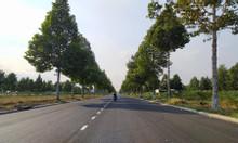 Bán nền góc 125m2 đường số 6 KDC Ngân Thuận