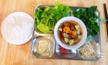 Món vịt, vịt nướng, bún chả Hà Nội, món bún ngon Cầu Giấy