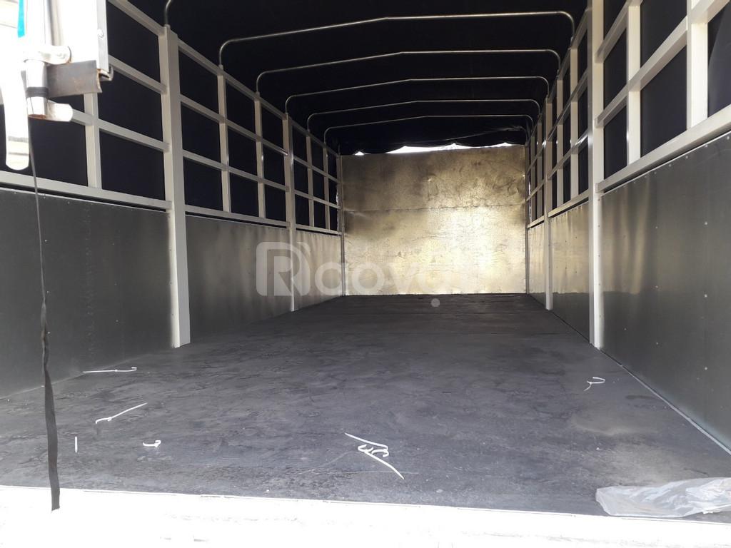 Xe tải 8 tấn - xe tải Faw động cơ hyundai ga cơ thùng bạt 6m2