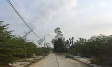 Bán đất phường Điện An, sau lưng showroom Tiến Thu