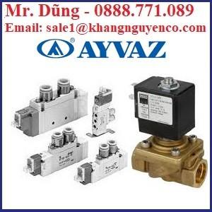 Van điện từ công nghiệp AYVAZ Việt Nam