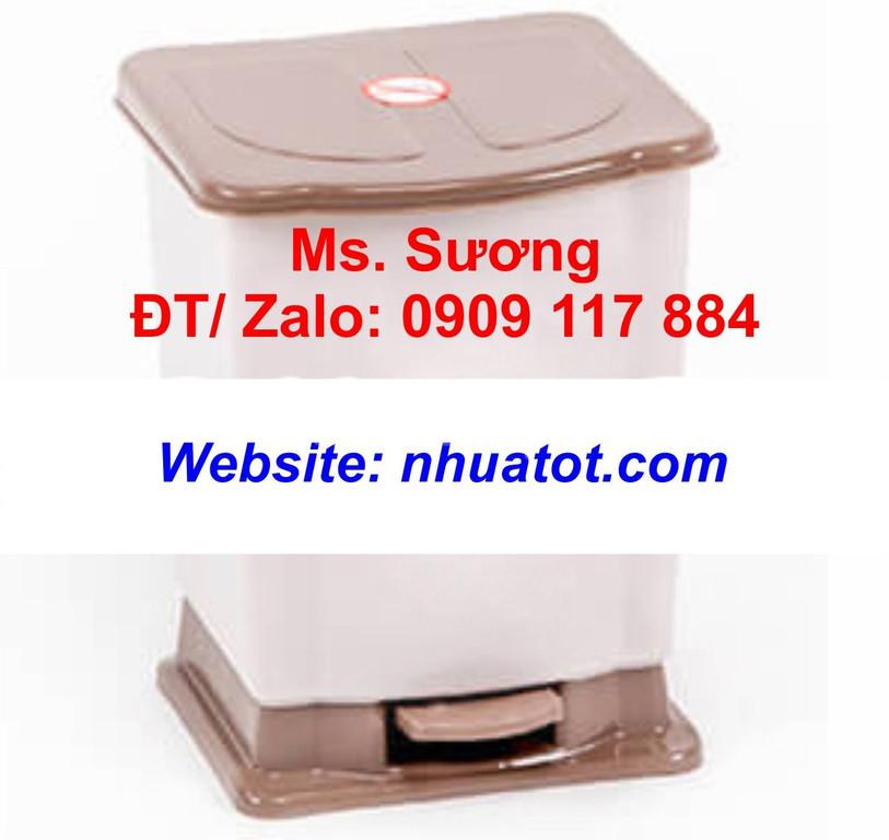 Chuyên cung cấp thùng rác văn phòng chất lượng
