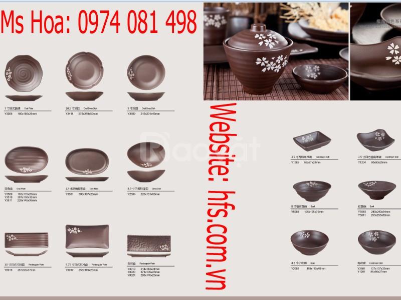 Bát đĩa nhà hàng hàn quốc, bát đĩa nhà hàng Nhật Bản