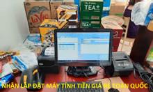 Lắp đặt máy tính tiền giá rẻ cho căn tin tại Bình Dương