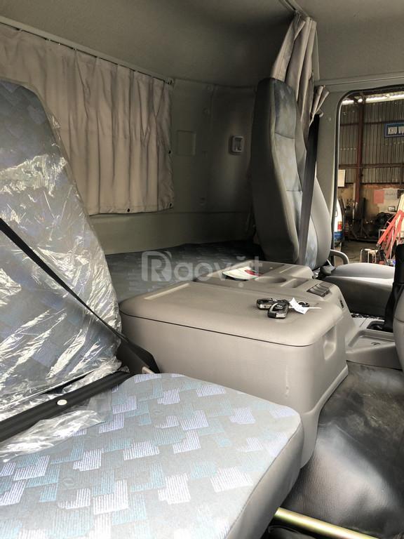 Xe tải Dongfeng 4 chân ISL315