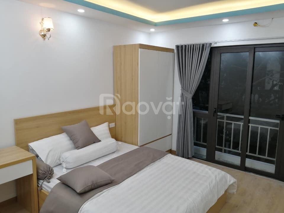 Nhà mới ở luôn Nguyễn An Ninh Trương Định, 4T x 35m2, gần phố, 2.6 tỷ