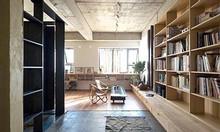 Thiết kế cải tạo chung cư 62m2 tối giản tiết kiệm chi phí