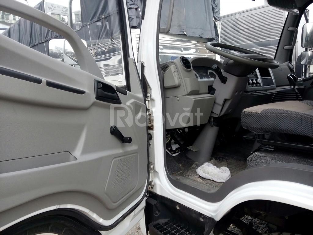 Xe tải 7.3 tấn giá rẻ Bình Dương, faw 7.3 tấn 6m2 động cơ Hyundai