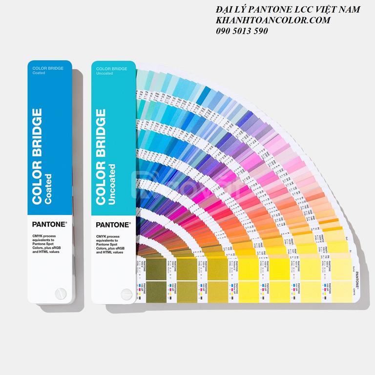 Pantone Color Bridge C U GP6102A nhập khẩu chính hãng từ LLC USA 2020