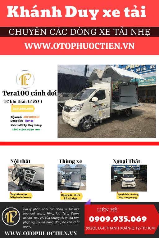 Bán xe tải Tera100 tại quận 12, TP HCM
