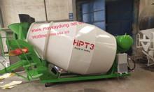 Bồn trộn bê tông nhập khẩu giá tốt tại Hà Nội