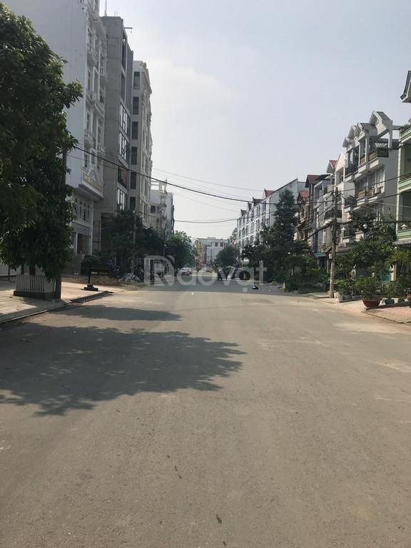 Bán nhà mặt tiền đường 24m, Khu dân cư Phú Thuận Q7