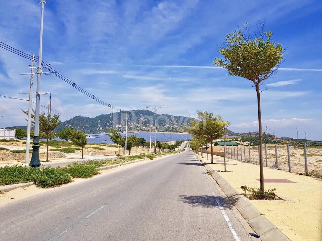 Đất nền sổ đỏ vị trí vàng Biển Cà Ná Ninh Thuận