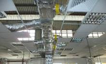 Dịch vụ thi công lắp đặt hệ thống ống gió máy lạnh cho nhà xưởng
