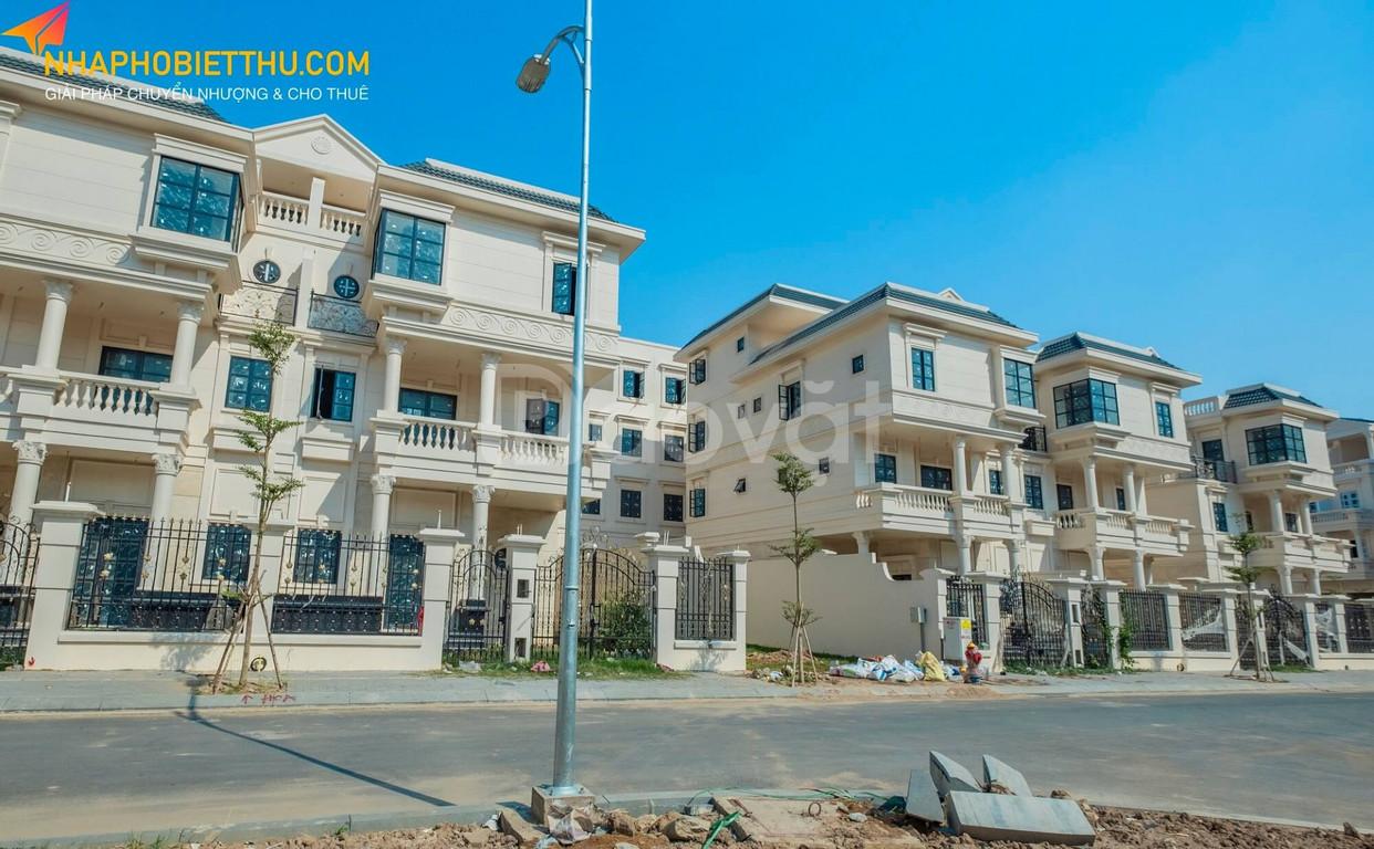 Bán nhà biệt thự Cityland Park Hills, Gò Vấp, 200m2 giá 25.3 tỷ