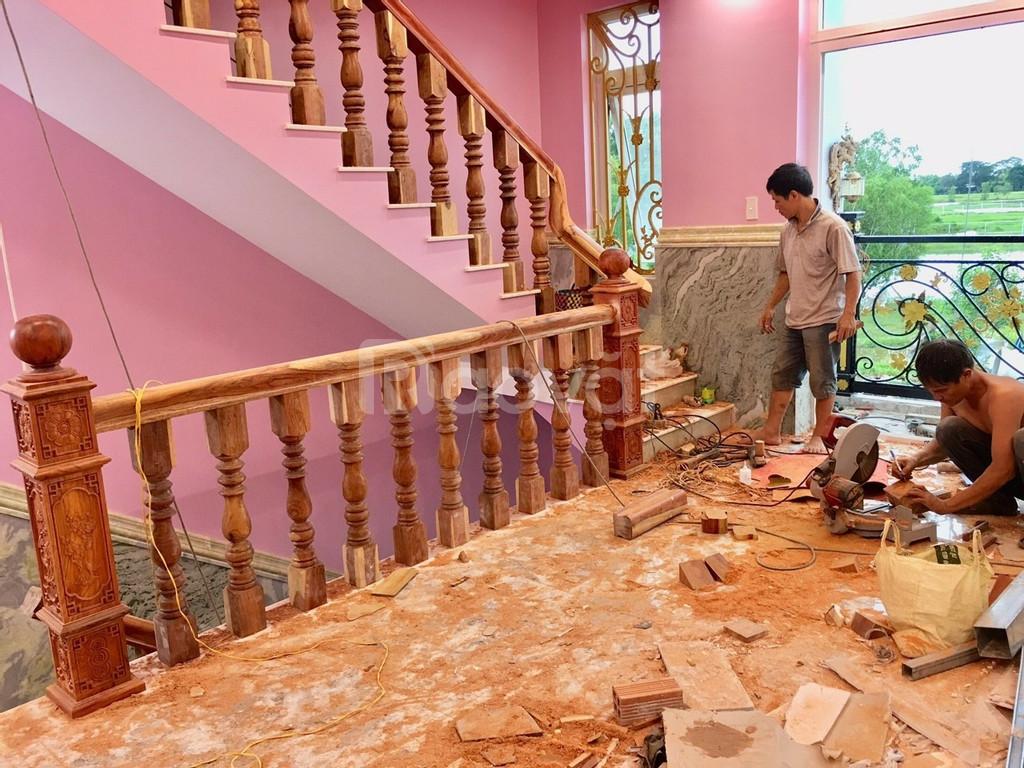 Tư vấn thiết kế nội thất gỗ gia đình, nội thất đồ gỗ gia đình đẹp