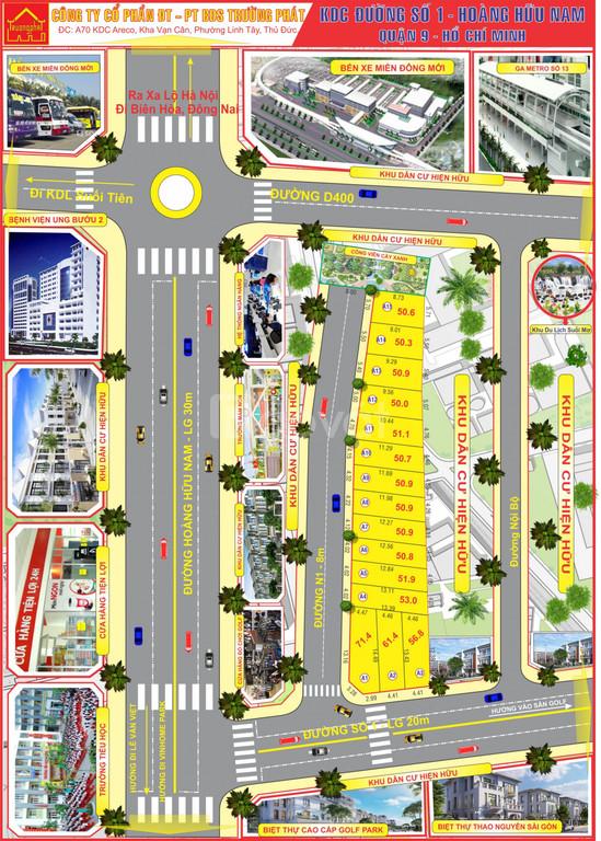 Bán Đất KDC Hoàng Hữu Nam Quận 9 SHR (ảnh 4)