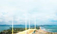 Bán nhanh lô góc 2 mặt tiền, view biển KDC Hòa Lợi Sông Cầu, Phú Yên