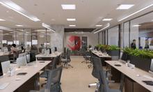 Văn phòng cho thuê hạng A, Quận 1, DT 720m2/sàn giá chi 48 usd/m2