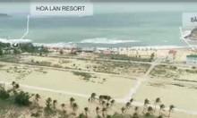 Bán nhanh đất sổ đỏ thuộc Khu đô thị mới ven Biển Vịnh Xuân Đài