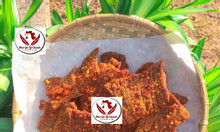 Khô bò miếng mềm hồng ngự chuẩn chất lượng