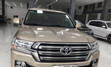 Bán Toyota Land Cruiser VX sx 2017 chạy 2,6 vạn km
