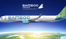 Vé máy bay Bamboo Airways đường Nguyễn Sơn quận Tân Phú