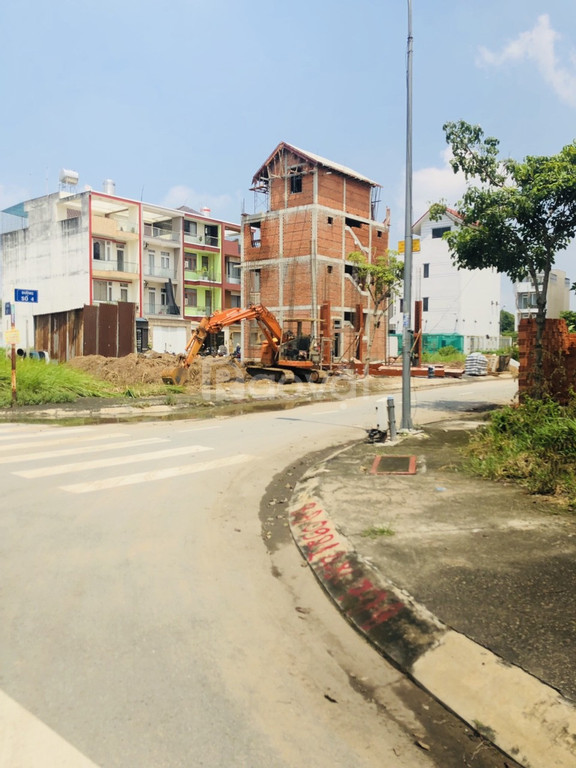 NH hỗ trợ thanh lý 39 nền đất và 2 lô góc KDC Tân Tạo Bình Tân