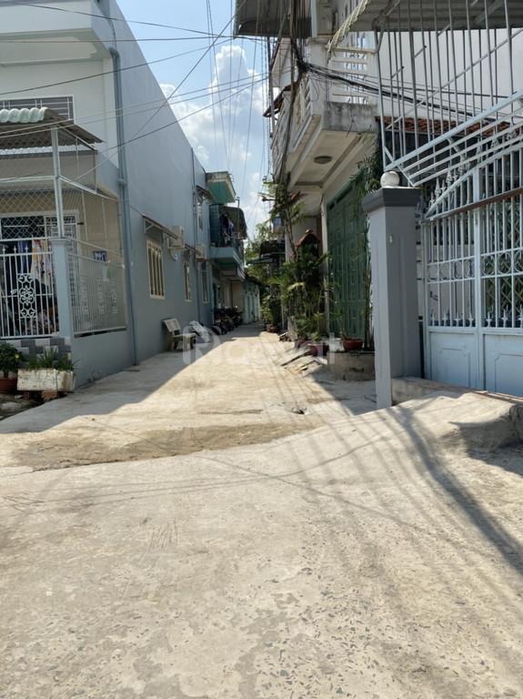 Bán nhà hẽm tổ 3-4 Nguyễn Văn Cừ nối dài