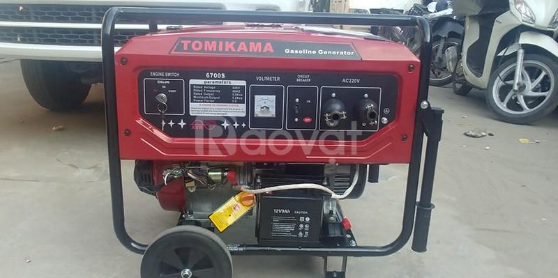 Máy phát điện gia đình chạy xăng không ồn mua ở đâu