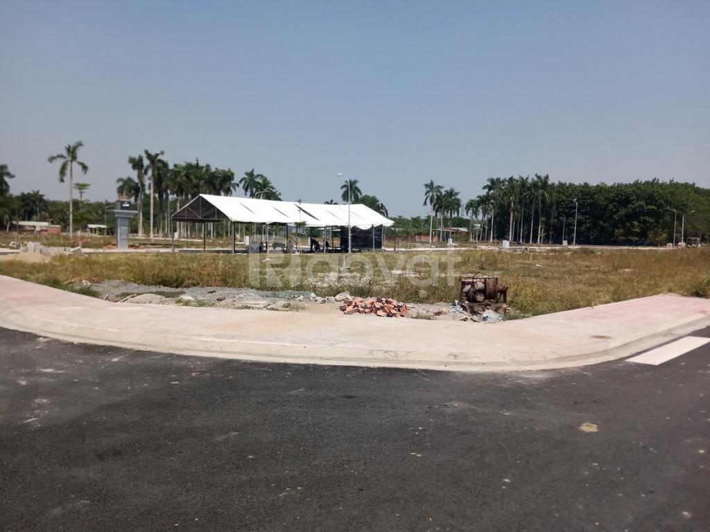 Đất nền giá rẻ KDC Lotus Homes Củ Chi
