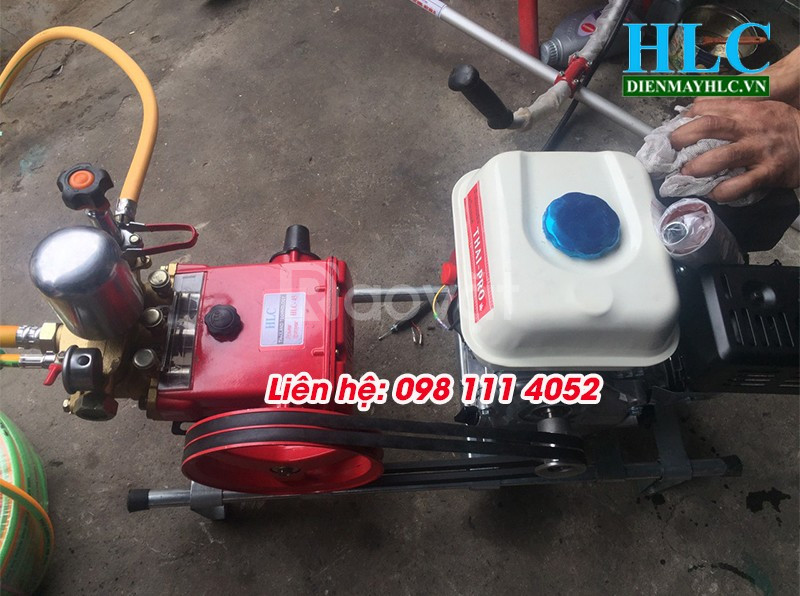 Giới thiệu bộ máy phun thuốc trừ sâu tự chế tại Hà Nội giá tốt