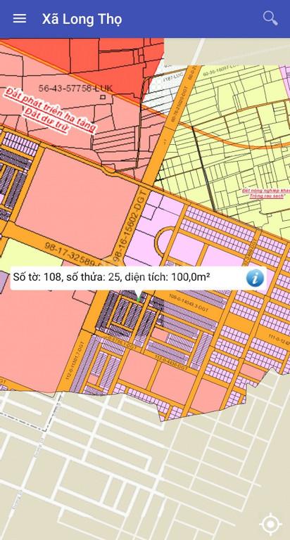 Địa ốc Thuận Lộc bán lô đất nền dự án HUD ở Nhơn Trạch Đồng nai