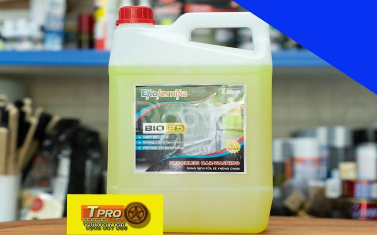 Nước rửa xe không chạm bio 25 5l