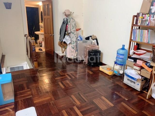 Cho thuê nhà tập thể cũ 2 tầng