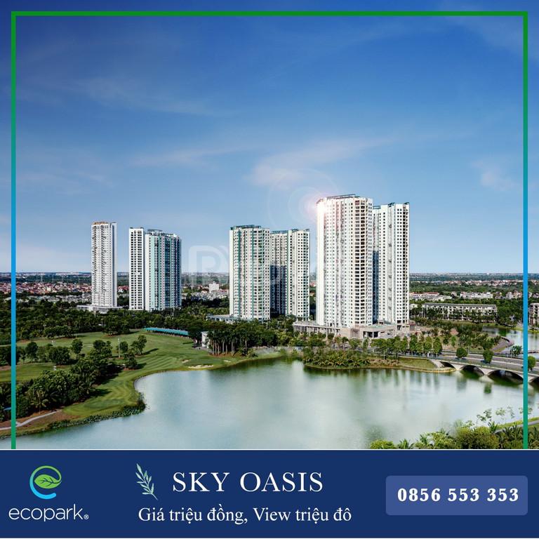 Bán chung cư cao cấp Sky Oasis, The Island Bay Ecopark