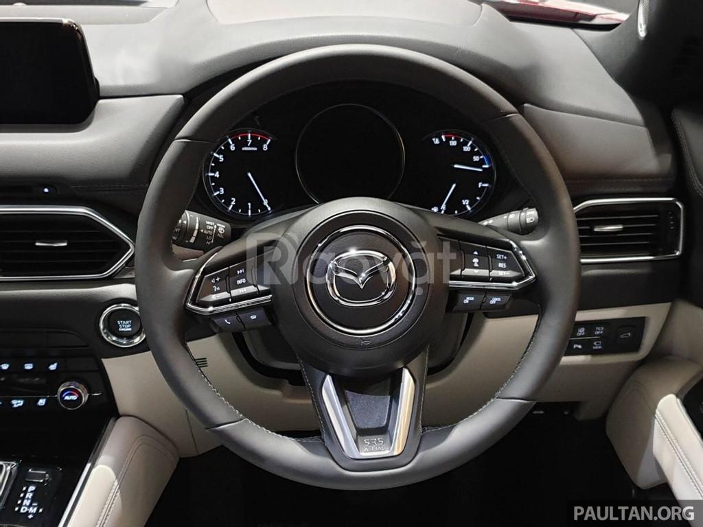 Mazda CX8 2020 - Ưu đãi hơn 100 triệu đồng