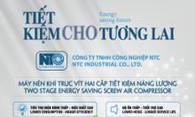 Bán máy nén khí trục vít tiết kiệm điện