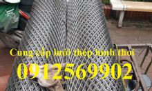 Lưới thép hình thoi, lưới quả trám, lưới kéo giãn tại Hà Nội