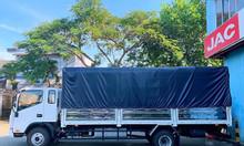 Xe tải jac 6t5 thùng 6m2 giá tốt