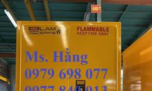 Tủ đựng dung môi hóa chất chống cháy