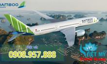 Vé máy bay Bamboo Airways đường Văn Cao quận Tân Phú
